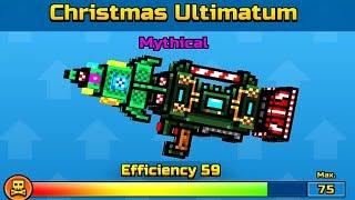 Pixel Gun 3D Christmas Ultimatum [Review]