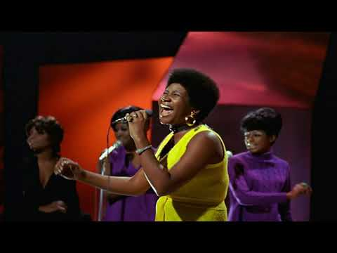"""Aretha Franklin """"Bridge Over Troubled Water"""""""