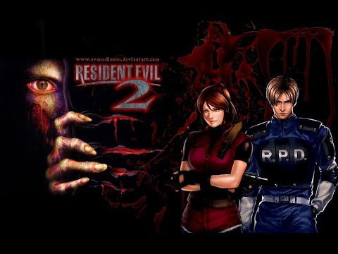 Resident Evil 2 (Speedrun Any%) Lado A Leon - gameplay Español