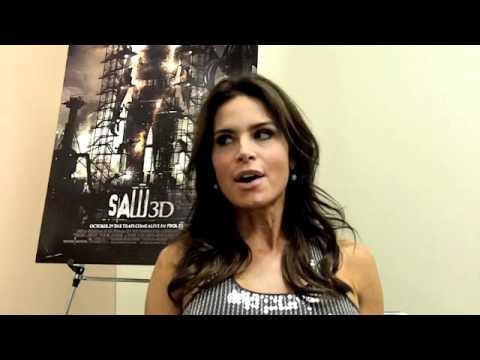 : Saw 3D's Betsy Russell