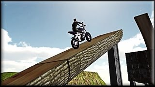 Moto Trix Sports 3D Game