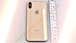 iPhone X in Blush Gold LIVE!!!
