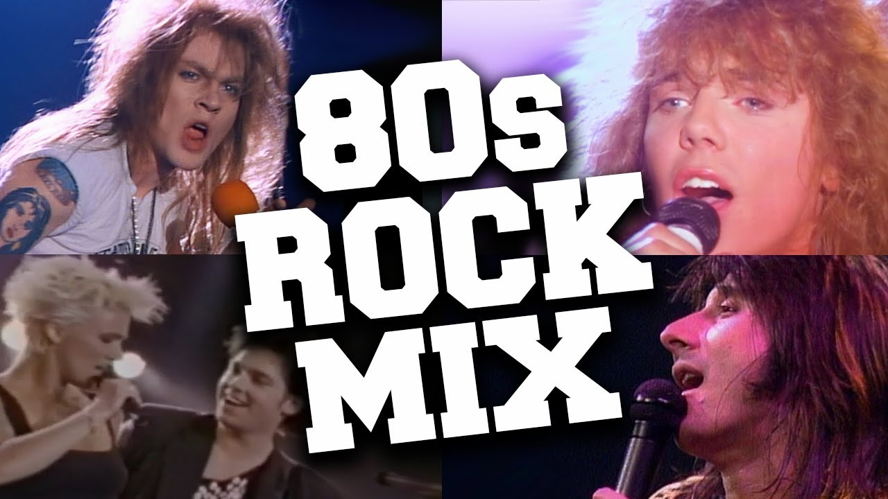Download Rock Songs of the 80s Mix 🤘 Best 80s Rock Music Hits Playlist