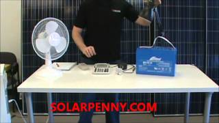Solar Amps Calculation.  Solar System sizing / Amps verses Watts