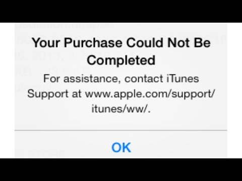 Your Purchase Could Not Be Completed In App Purchase App Store Issue (Easy Ways) Mp3