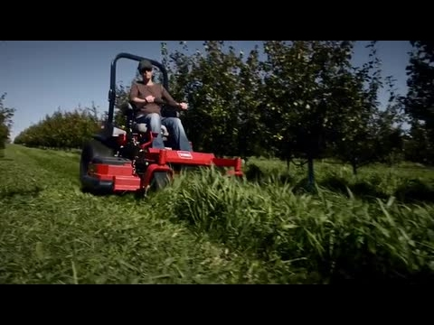 Toro Z Master Rear Discharge Commercial Zero Turn Mowers Youtube