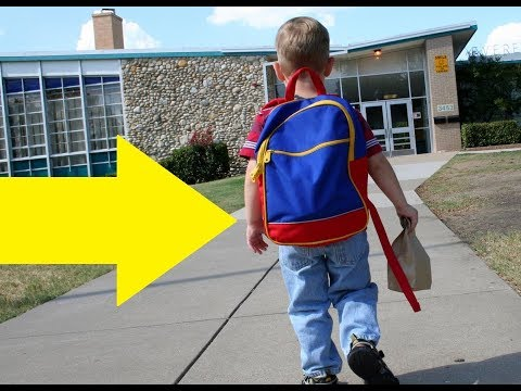 Texas School Threatens To Arrest Parents Who Walk Their Kids To Or From School