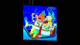 Bikini bottom reacts to Patrick's song