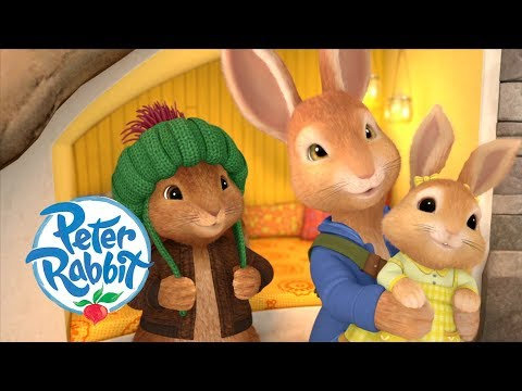 Peter Rabbit - All Your Favourite Furry Friends   Cartoons for Kids