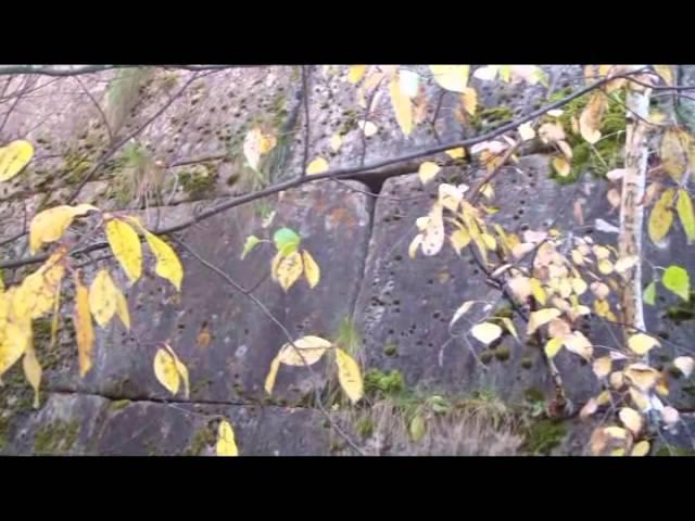 Les murs cyclopéens de Chusovoye (Russie)