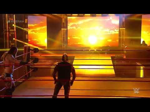 Download Rey Mysterio & Aleister Black vs Seth Rollins & Murphy (Full Match)