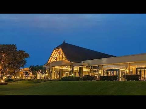 Your Manila tour guide takes you to Taal Vista Hotel