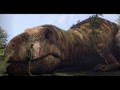 The unseen dinosaur killer | Planet Dinosaur | BBC