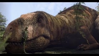 The unseen dinosaur killer | Planet Dinosaur | BBC
