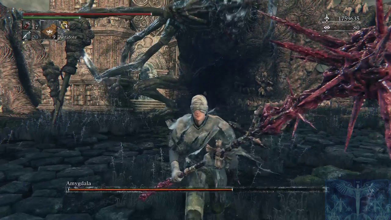 bloodborne lock on