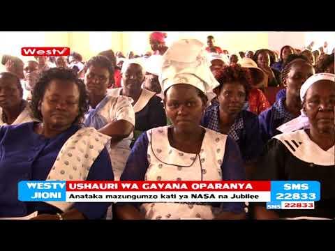 Ushauri wa Gavana Oparanya kwa serikali kuu