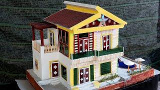 BRICKLAYING MINI HOUSE