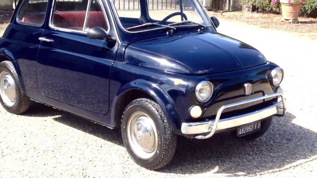 fiat500 l 1969 forsale youtube