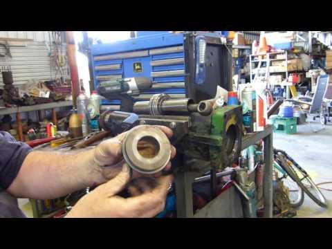 john deere 2030, 1640, 2140, 2650 etc power steering column overhaul Fuse Box On John Deere 4450