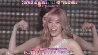 Girls' Generation 소녀시대  LION HEART  SMTOWN Live World To…