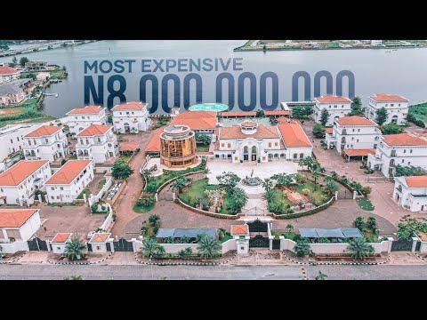 Top 3 Most Luxurious Estates in Lagos Island Nigeria