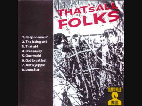 THAT'S ALL FOLKS 1992