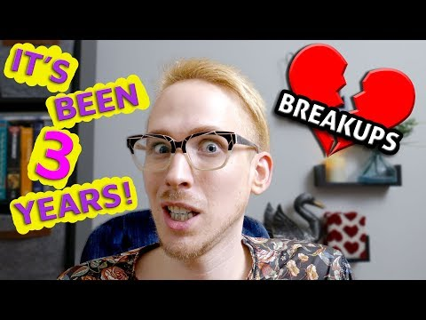 dating ex after 3 years