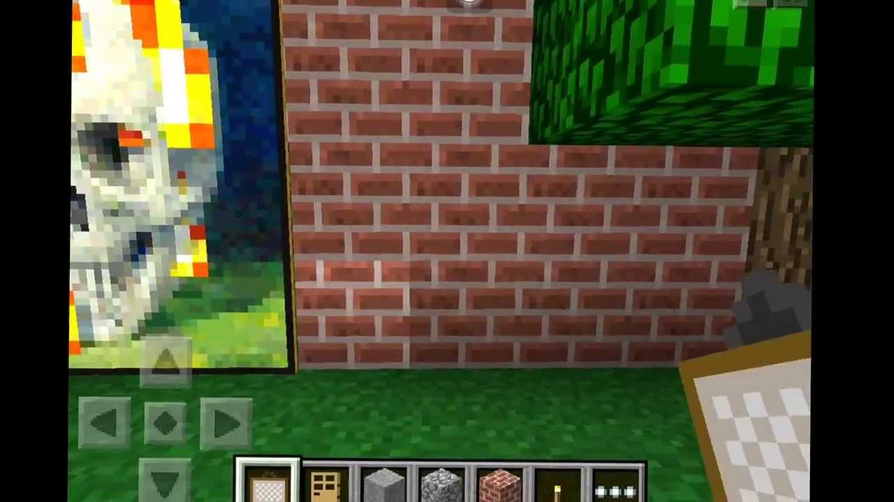 Geheime Deur Minecraft Pocket Edition Twee Soorten Geheime Deuren - Minecraft geheime hauser