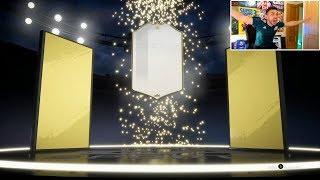 ME SALE ICONO EN MI PRIMER PACK OPENING !! FIFA 19