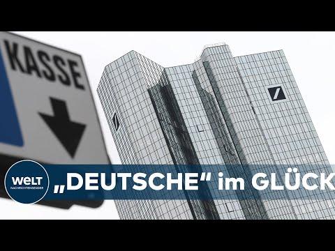 UNGLAUBLICH: Deutsche Bank kann doch noch Geld verdienen