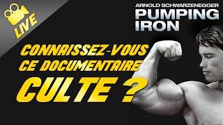 Connaissez-vous le film documentaire culte «Pumping Iron» avec Arnold ?