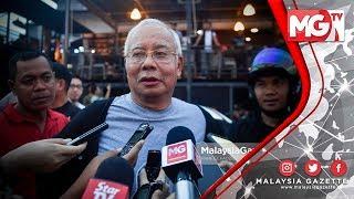 TERKINI : MENARI TU TAK SALAH! Tapi Rakyat Tertanya-Tanya - Najib Razak