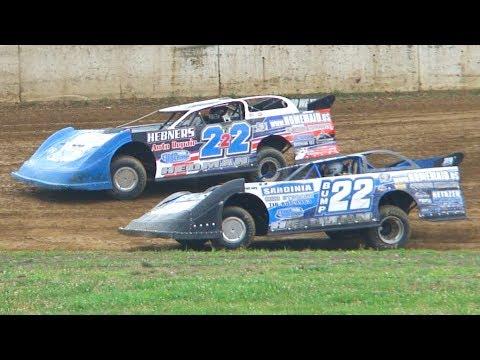 Super Late Model Heat One | Eriez Speedway | 7-28-19