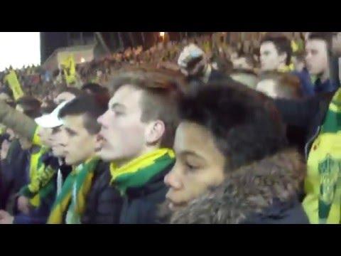 Fc Nantes VS Gazélec Football Club Ajaccio 2015/2016