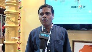 Ajit Kumar Sharma | Gujarat Tourism | Travel Trade Show in South India - TTF Hyderabad