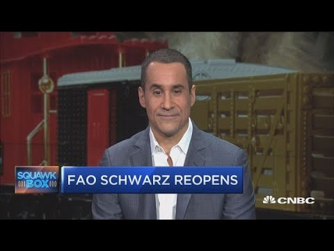 FAO Schwarz is coming back to NYC, here's what to expect