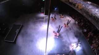 Miss Pole Dance Australia 2014 - OPENING NUMBER