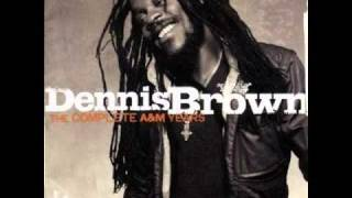 Dennis Brown - If I Had The World