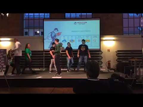Hackathon Stuttgart 2017 - Awarding