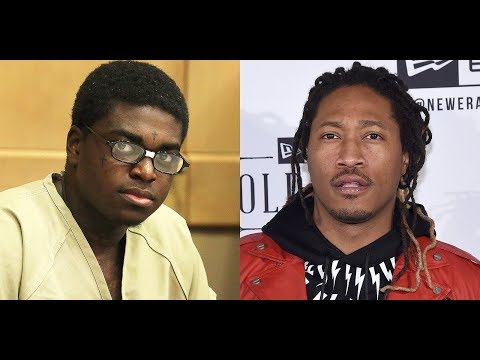 Kodak Black Calls Future up to Clarify if he Said He 'Tastes D*CK' on Coming out Strong.