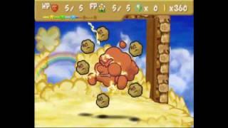 Paper Mario 64 - 5 HP, 5 FP, No Items Run - (20) Huff and Puff