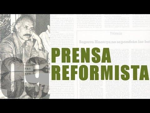 Piensa y actua. Prensa reformista (2018-11-16)