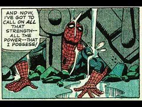 Stan Lee talks about Steve Ditko