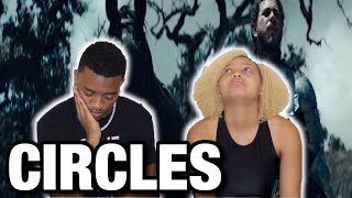 POST MALONE CIRCLES MUSIC VIDEO REACTION