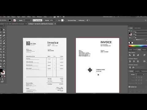 how-to-corporate-invoice-create-a-to-z-watch-full-video-on-illustrator