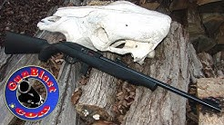 "Shooting the Mossberg 22 Long Rifle Model 702 ""Plinkster"" Semi-Automatic Rifle - Gunblast.com"