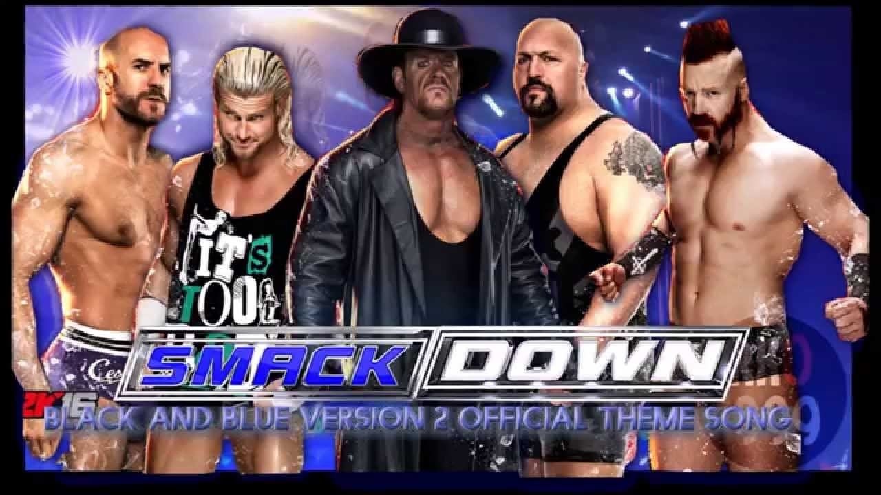 2014: wwe smackdown new & official bumper theme song