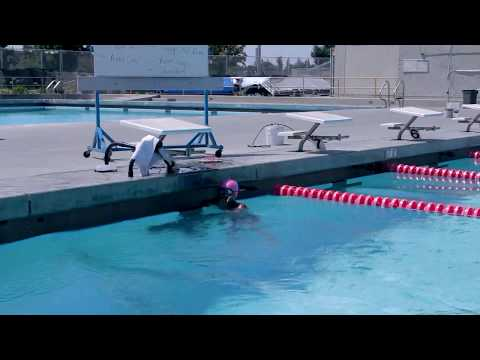 Swimming Training: Masters