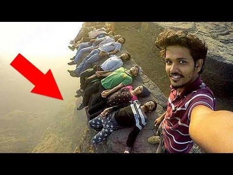 10 Most Dangerous Selfies Ever Taken