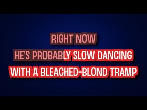 Before He Cheats - Carrie Underwood | Karaoke LYRICS